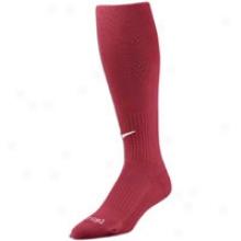 Nike Classic Iii Unisex Sock - Team Maroon/white