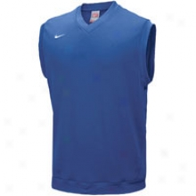 Nike Coaches Vest - Mens-  Royal/white