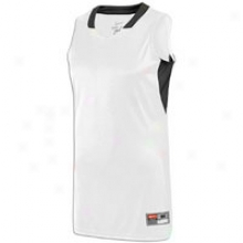 Nike Coloradk Game Jersey - Womens - White/black