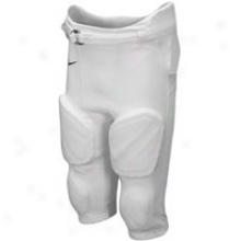 Nike Combat Integrated Pant - Big Kids - White/white/black