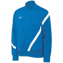 Nike Comp 12 Us Poly Jacket - Mens - Royal/white/white