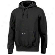 Nike Core Hoodie - Big Kids - Black/white