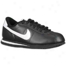 Nike Cortez 07 - Pregnant Kids - Black/white/black