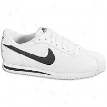 Nike Cortez 07 - Little Kids - White/black/white