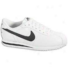 Nike Cortez 07 - Toddlers - White/black/white