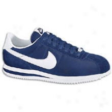 Nike Cortez Basic Nylon 06 - Mens - Midnight Navy/white