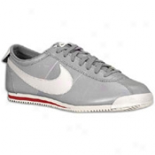 Nike Cortez Classic Og Le - Mens - Medium Grey/birch /team Red/sail
