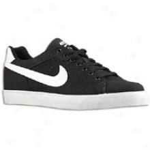 Nike Court Tour Canvas - Mens - Black/white