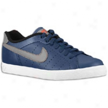 Nike Courtt Tour - Mens - Navy/grey/orange/black
