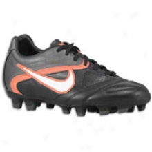 Nike Ctr360 Libretto Ii Fg - Womens - Black/white/dark Grey/bright Mango