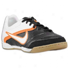 Nike Ctr360 Libretto Ii Ic - Big Kids - Black/white/total Orange