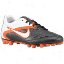 Nike Ctr360 Trequartista Ii Ag - Mens - Black/white/total Orange