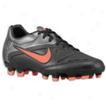 Nike Ctr360 Trequartisfa Ii Fg - Womenw - Black/white/bright Mango