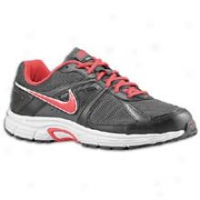Nike Dart 9 - Mens - Anthracite/pure Platinum/black/university Red