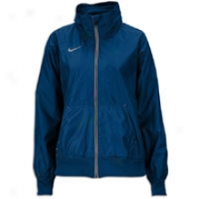Nike Defiance Jacket - Womens - Navy/flint Grey