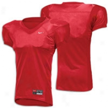 Nike Destroyer Sport Jersey - Mens - Scarlet/white