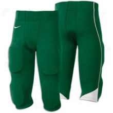 Nike Destroyer Game Pant - Mens - Dark Green/white/white