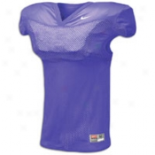 Nike Doubl3 Coverage Jersey - Mens - Purple/white
