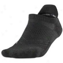 Nike Dri-fit Cushion No-show Sock - Black/nano Grey