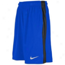 Nike Dri-fit Fly Short - Mens - Varsity Royal/blzck
