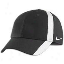 Nike Dri-fit Legacy91 Coaches Cap - Mens - Black/white