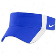 Nike Dri-fit Stadium Visor - Mens - Royal/white