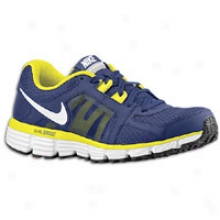 Nike Dual Fusion St 2 - Mens - Loyal Blue/electrolime/white