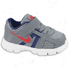 Nike Dual Fusion St 2 - Toddlers - Cool Grey/loyal Blue/university Red