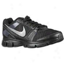 Nike Dual Fusion Tr - Mens - Black/metallic Cool Grey/anthracite