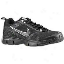 Nike Dual Fusion Trainer Ii - Mens - Black/black/metallic White