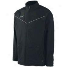 Nike Dugout Jacket - Mens - Black/qhite