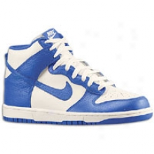 Nike Dunk Hi - Mens - Sail/sail/old Royal