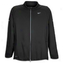Nike Element Thermal Full Zip Jkt - Mens - Black/reflective Silver