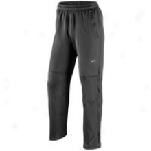 Nike Element Warm Long - Mens - Anthracite/reflective Silver