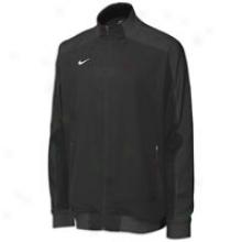 Nike Elite Warm-up Jacket - Mens - Black/white