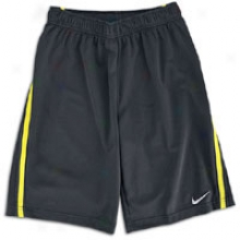 Nike Epic Short - Big Kids - Anthracite/high Voltage/matte Silver