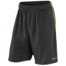 Nike Epic Short - Mens - Black/bright Cactus