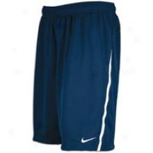 Nike Epic Short - Mens - Obsidian/white