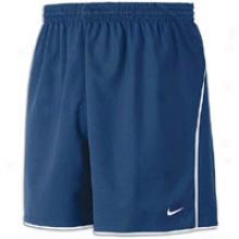 "Nike Fc 4.75"" Short - Big Kids - Navy/white/white"