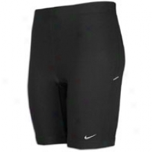 Nike Filament Short Tight - Mens - Black/matte Silver