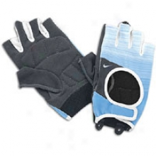 Nike Fit Cross Training Glove - Womens - Vibrant Blue/anthracite/white
