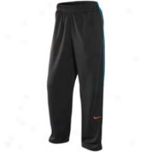 Nike Flight 5 Pant - Mens - Black/photo Blue /team Orange