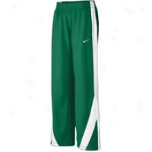 Nike Franchise Warm-up Pant - Womens - Dark Green/white/white