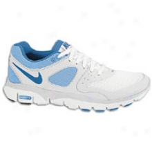 Nike Free Everyday - Womens - White/blue/grey