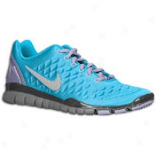 Nike Free Tr Fit Winter - Womens - Neo Turquoise/provence Purple/dark Grey