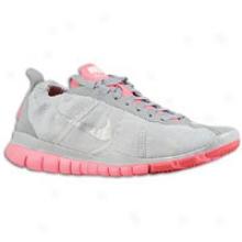 Nike Frse Tr Twist - Womens - Wolf Grey/bright Mango/steealth/summit White