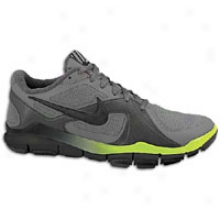 Nike Free Tr2 Winter - Mens - Dark Grey/volt/anthracite/black