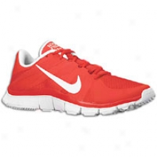 Nike Free Trainer 5.0 - Mens - Seminary of learning Red/gym Red/team Red/white