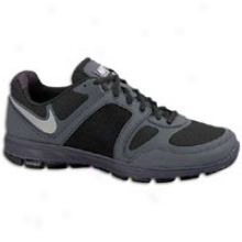 Nike Free Xt Moiton Fit+ - Womens - Black/anthracite/club Purple/wyite