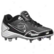 Nike Gamer Change of heart - Mens - Black/white/metallic Silver
